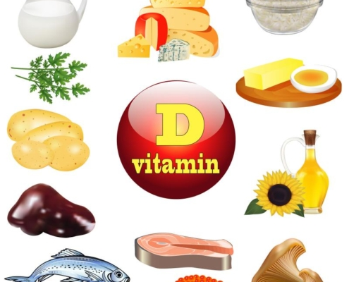 cheese and other high vitamin foods